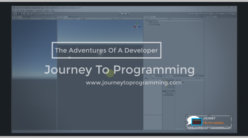 Video Tutorials Archives - Journey To Programming